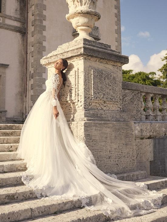 Sottero and Midgley Wedding Dress Arta 21SC824B01 Alt4