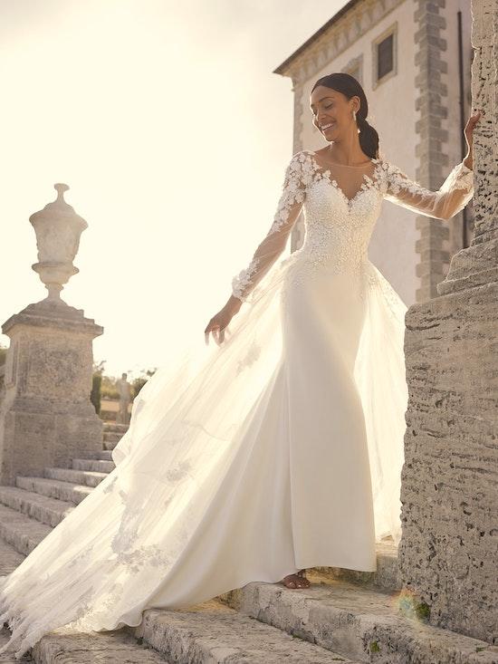 Sottero and Midgley Wedding Dress Arta 21SC824B01 Alt8