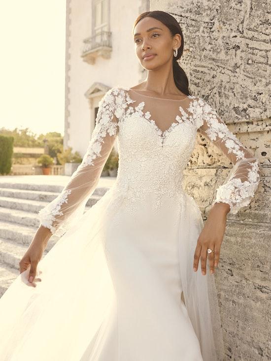 Sottero and Midgley Wedding Dress Arta 21SC824B01 Alt9