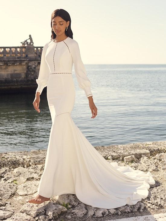 Sottero and Midgley Wedding Dress Austin 21SZ839A01 Alt5