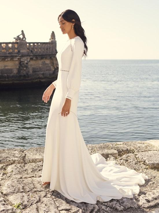 Sottero and Midgley Wedding Dress Austin 21SZ839A01 Alt7
