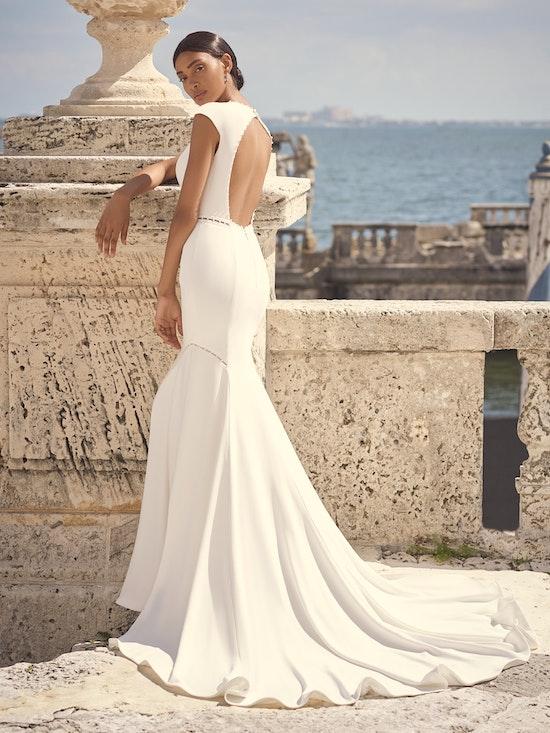 Sottero and Midgley Wedding Dress Austin 21SZ839C01 Alt2