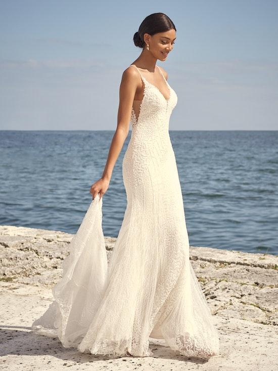 Sottero and Midgley Wedding Dress Barrett 21SK809A01 Alt1