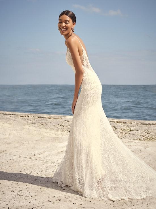 Sottero and Midgley Wedding Dress Barrett 21SK809A01 Alt2