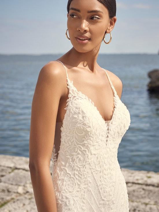 Sottero and Midgley Wedding Dress Barrett 21SK809A01 Alt3