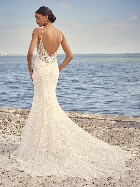Sottero and Midgley Wedding Dress Barrett 21SK809A01 Alt4