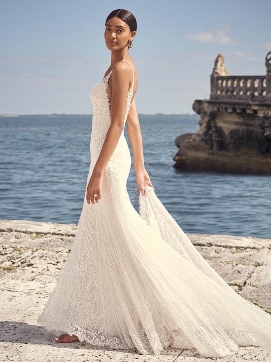 Sottero and Midgley Wedding Dress Barrett 21SK809A01 Alt5
