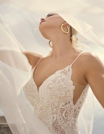 Sottero and Midgley Wedding Dress Brielle 21SC756A01 Main