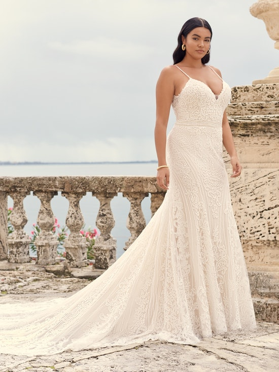 Sottero and Midgley Wedding Dress Cambrie 21SK789A01 Alt1