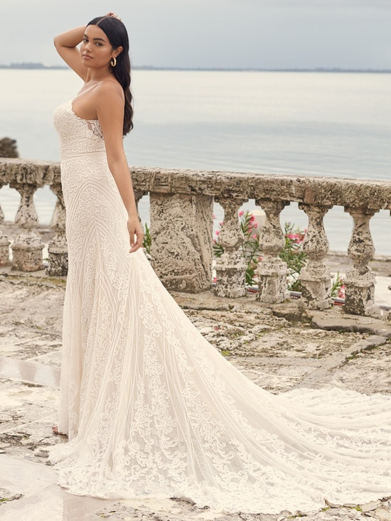 Sottero and Midgley Wedding Dress Cambrie 21SK789A01 Alt2