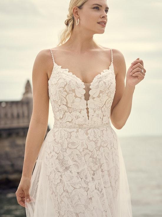 Sottero and Midgley Wedding Dress Dasha 21SN757A01 Alt4