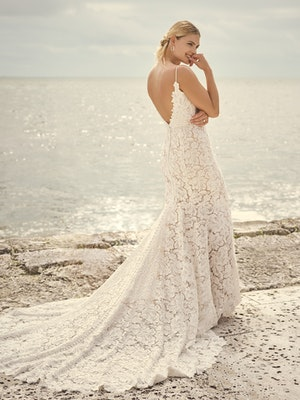 Sottero and Midgley Wedding Dress Dasha 21SN757A01 Main