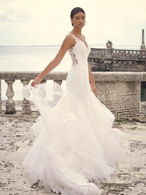 Sottero and Midgley Wedding Dress Kenleigh 21SK774A01 Alt4