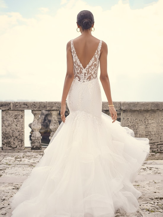 Sottero and Midgley Wedding Dress Kenleigh 21SK774A01 Alt8