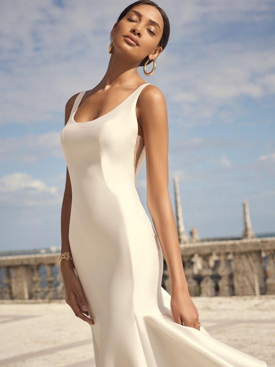 Sottero and Midgley Wedding Dress Kitara 21SW863A01 Alt2