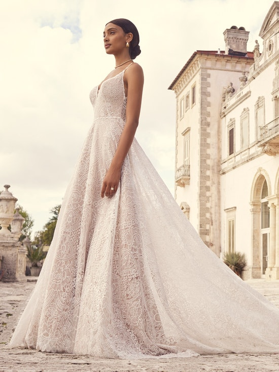 Sottero and Midgley Wedding Dress Petra 21SC797A01 Alt2