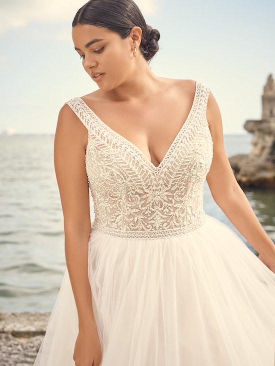 Sottero and Midgley Wedding Dress Priyanka 21SZ823A01 Alt6