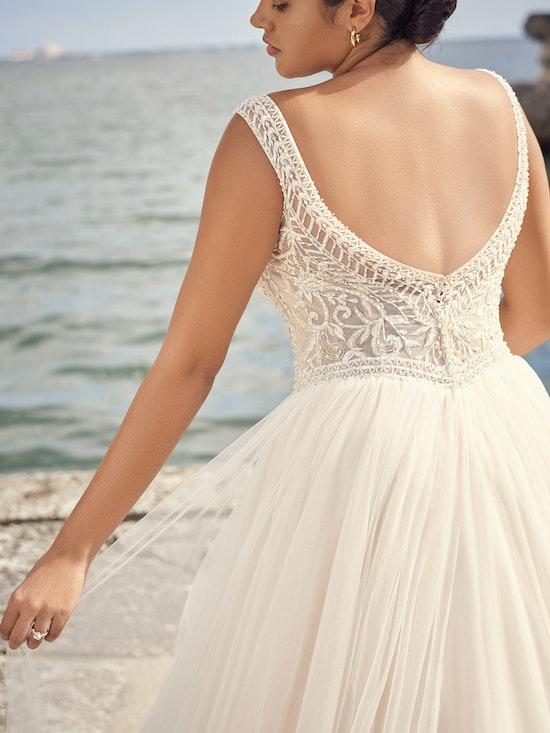 Sottero and Midgley Wedding Dress Priyanka 21SZ823A01 Alt7