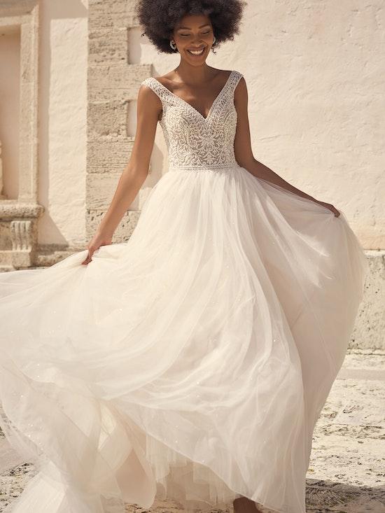 Sottero and Midgley Wedding Dress Priyanka 21SZ823A01 Main