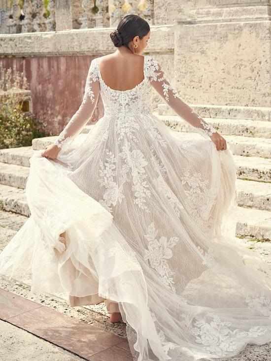Sottero and Midgley Wedding Dress Valona 21SS786A01 Alt1