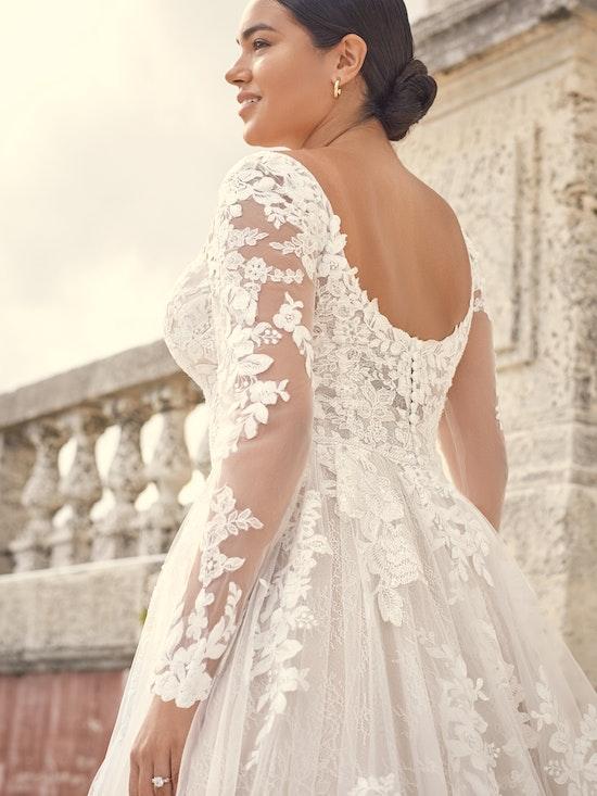Sottero and Midgley Wedding Dress Valona 21SS786A01 Alt3