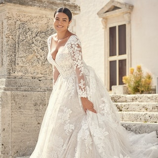 Sottero and Midgley Wedding Dress Valona 21SS786A01 Main