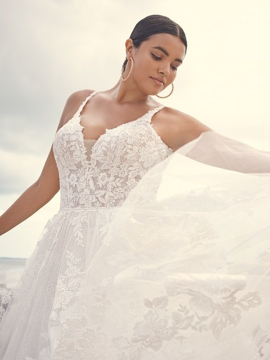 Sottero and Midgley Wedding Dress Valona 21SS786A02 Alt4