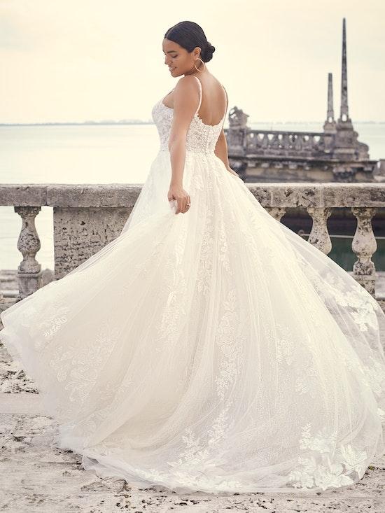 Sottero and Midgley Wedding Dress Valona 21SS786A02 Alt6