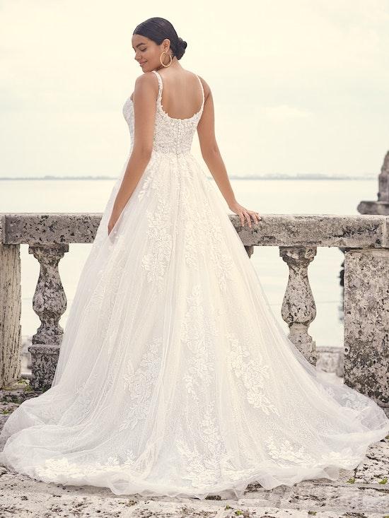 Sottero and Midgley Wedding Dress Valona 21SS786A02 Alt7