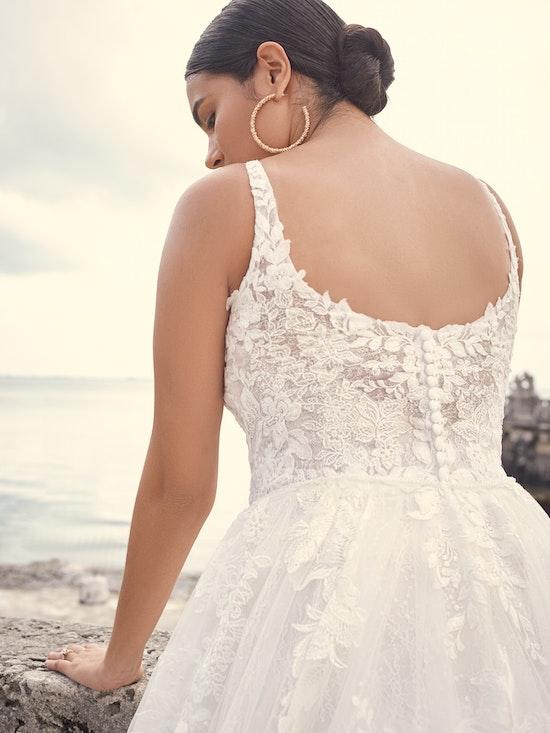Sottero and Midgley Wedding Dress Valona 21SS786A02 Alt8