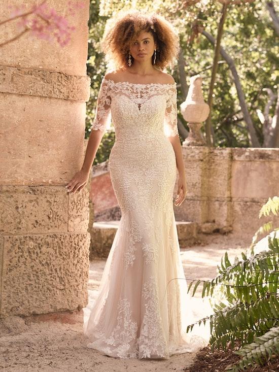 Maggie Sottero Wedding Dress Katell 21MT802B01 Alt6