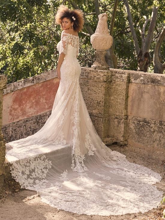 Maggie Sottero Wedding Dress Katell 21MT802B01 Alt8