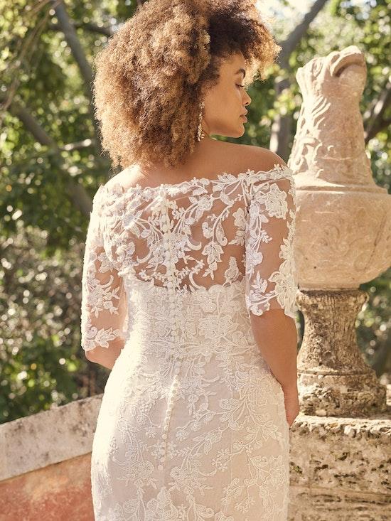 Maggie Sottero Wedding Dress Katell 21MT802B01 Alt9
