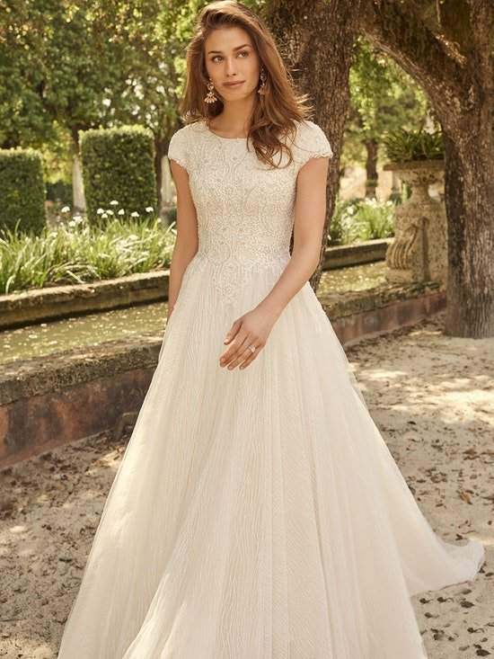 Maggie Sottero Wedding Dress Pearson 21MW853A01 Alt4