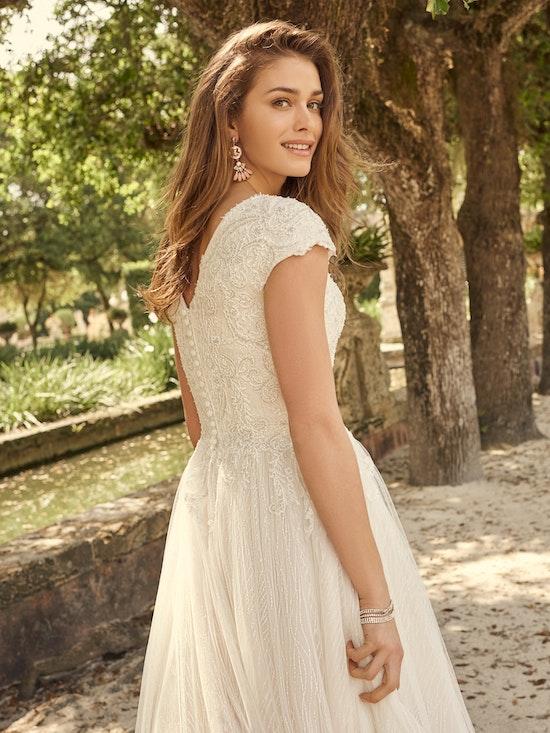 Maggie Sottero Wedding Dress Pearson 21MW853A01 Alt5