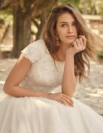 Maggie Sottero Wedding Dress Pearson 21MW853A01 Main