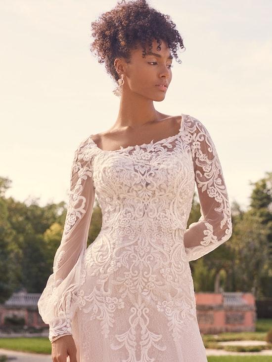Maggie Sottero Wedding Dress Sedona 21MS807A01 Alt2