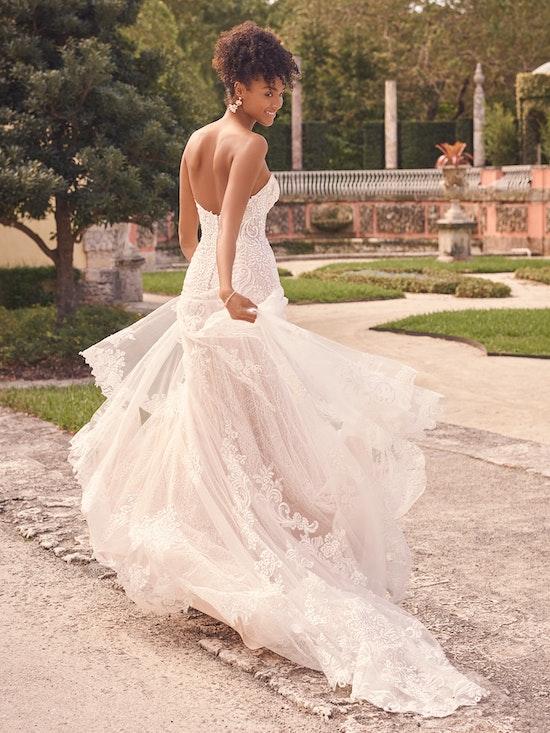 Maggie Sottero Wedding Dress Sedona 21MS807A01 Alt6