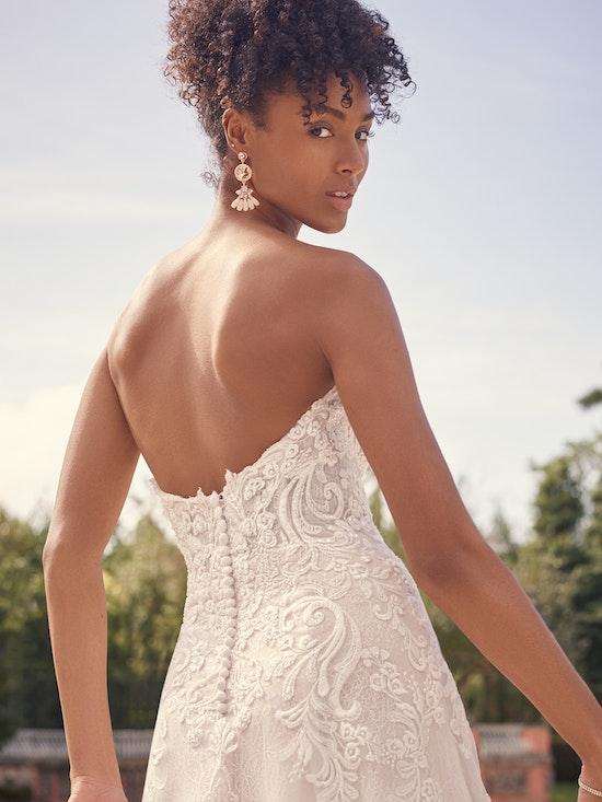 Maggie Sottero Wedding Dress Sedona 21MS807A01 Alt7
