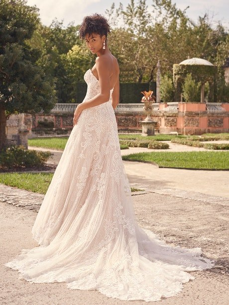 Maggie Sottero Wedding Dress Sedona 21MS807A01 Main