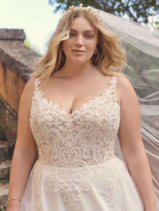 Maggie Sottero Wedding Dress Tiffany 21MS753A01 Alt1