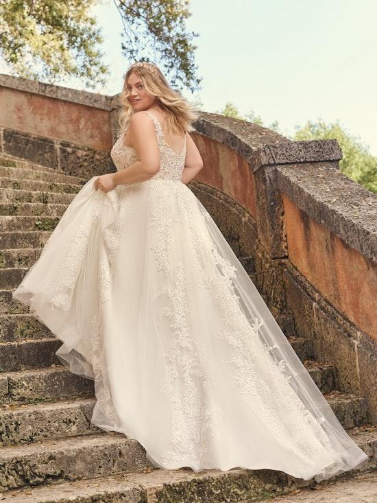 Maggie Sottero Wedding Dress Tiffany 21MS753A01 Alt2