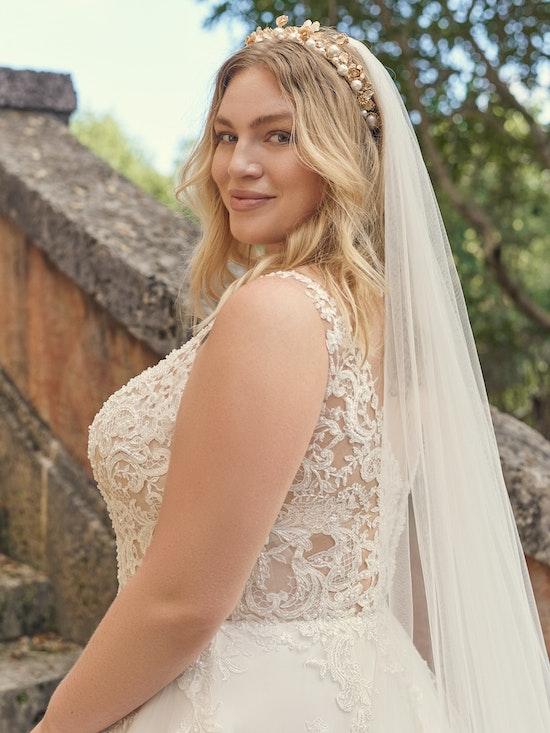 Maggie Sottero Wedding Dress Tiffany 21MS753A01 Alt4