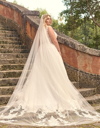 Maggie Sottero Wedding Dress Tiffany 21MS753A01 Main