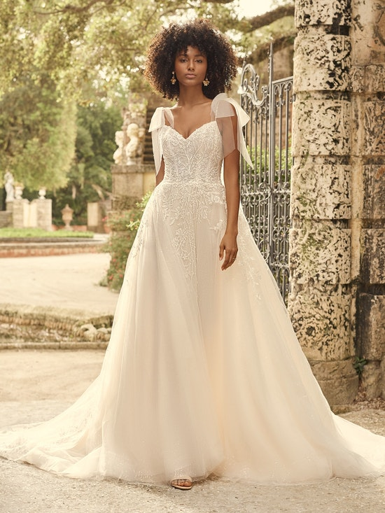 Maggie Sottero Wedding Dress Waverly 21MV800A01 Alt3