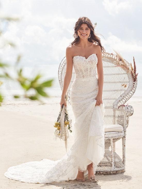 Rebecca Ingram Wedding Dress Dallas 21RK828A01 Alt1