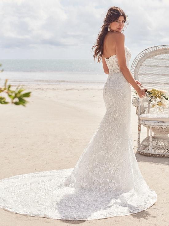 Rebecca Ingram Wedding Dress Dallas 21RK828A01 Alt2