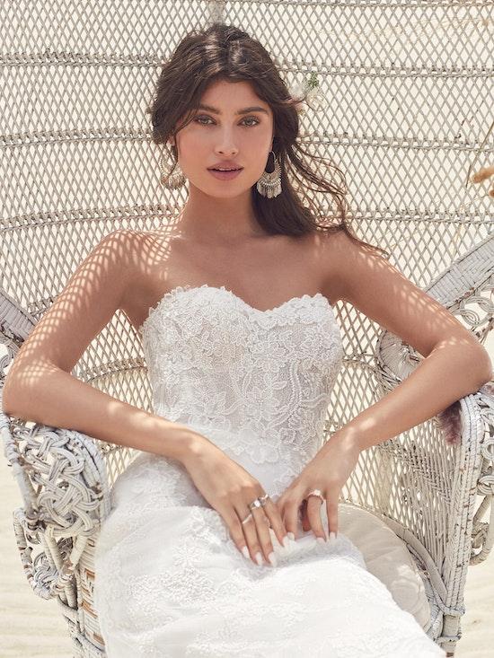 Rebecca Ingram Wedding Dress Dallas 21RK828A01 Main