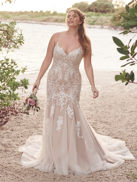 Rebecca Ingram Wedding Dress Forrest 21RC835A01 Alt1