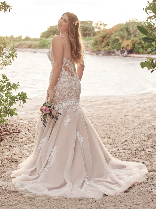 Rebecca Ingram Wedding Dress Forrest 21RC835A01 Alt4